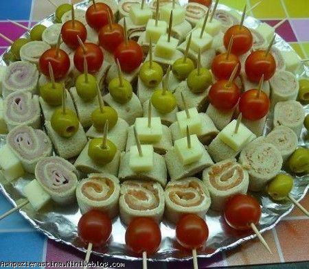 for Canapes faciles y economicos