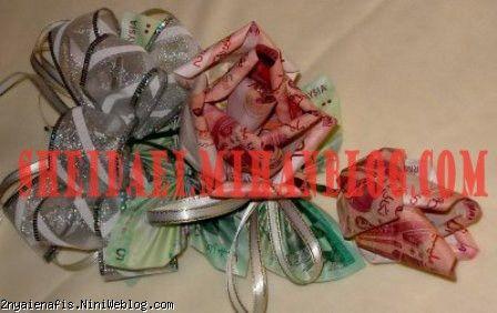 تزیین پول و عیدی ویژه نوروز 91
