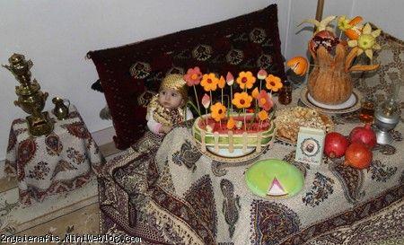 کرسی شب یلدا کیک هندوانه مرسانا هندوانه ایی هدبند هندوانه