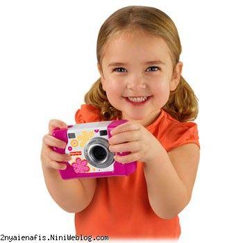 چطور از کودک خود یک عکاس حرفه ایی بسازیم؟