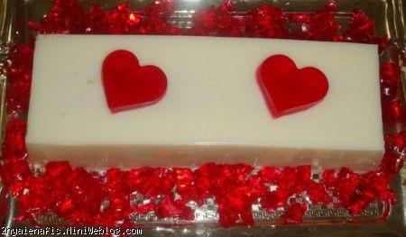 آموزش طرز تهیه ژله سوپرایز با دستور شیوا ژله ولنتاین ژله قلب