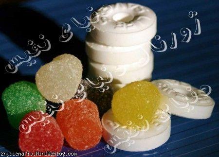 آموزش ساختن پستانک آبنباتی آموزش تهیه آبنبات پستانکی آموزش ساختن آبنبات پستونکی how to make a candy pacifier