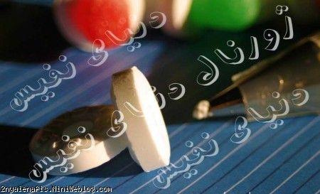 آموزش تهیه آبنبات پستانکی آموزش ساختن آبنبات پستونکی how to make a candy pacifier
