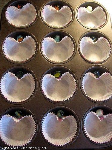 آموزش کاپ کیک به شکل قلب Valentine's Day: Valentine's Day Cupcake Recipes