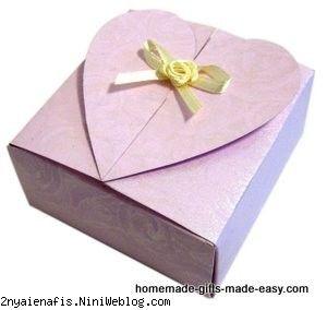 Valentine Gift Box Printables