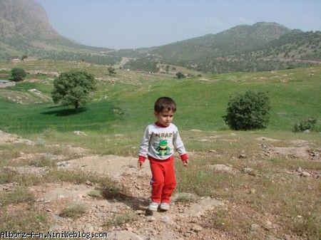 اردیبهشت 91- 20 کیلومتری خرم آباد-مله شبانان