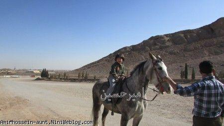 امیرحسین - کوه ریگ - استان یزد