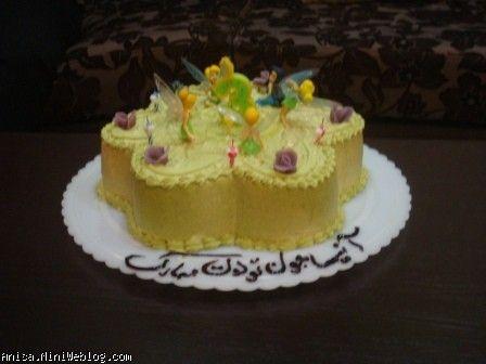 کیک تینکربل