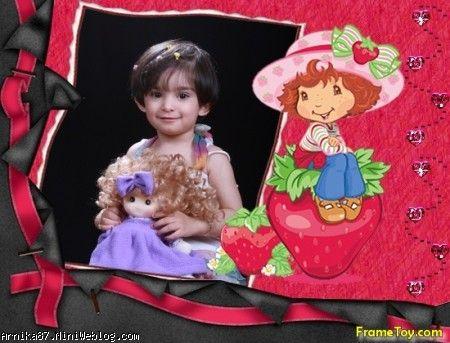 آرنیکا جون در 2 سالگی