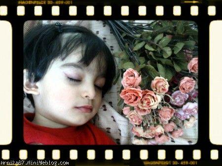 خواب  فرشته من