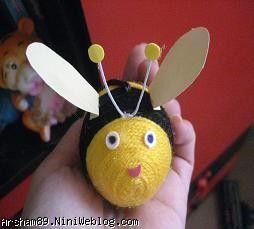 زنبور تخم مرغی