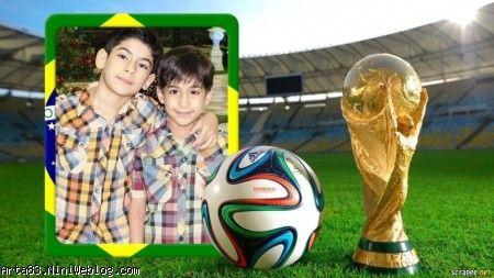 جشن آرتا و آرتین عزیز با تم جام جهانی 2014 برزیل