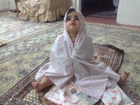 التماس دعا دخترم