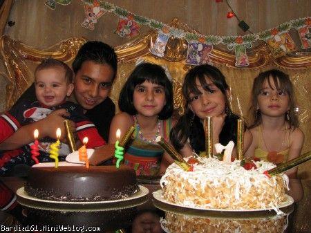 عکس های تولد دختر علی دایی