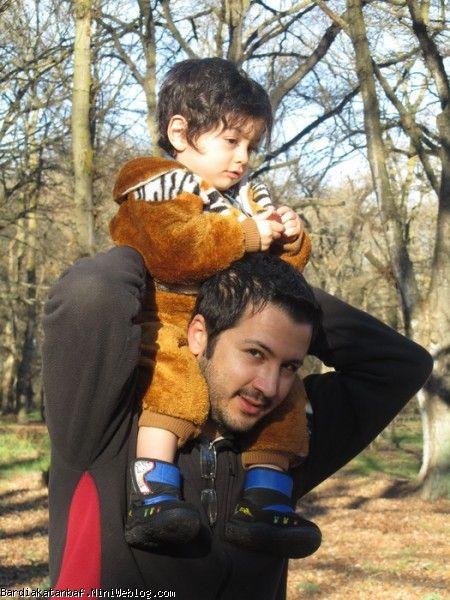 بردیا و عمو محمود