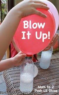 یک ایده شگفت انگیز برای باد کردن بادکنک بدون گازهلیوم