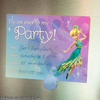 کارت دعوت و کارت تشکر تینکربل