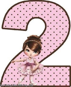 عدد 2 دختر بالرین (تم صورتی و قهوه ای)