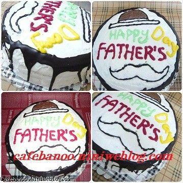 کیک شیفون (روز پدر)