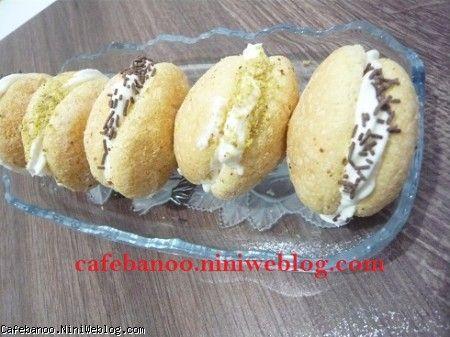 شیرینی لطیفه(لیدی فینگر)