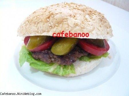 برگر(همبرگر)