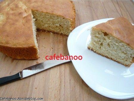 کیک پرتغالی با شربت پرتغال