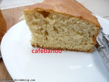 کیک پرتغال