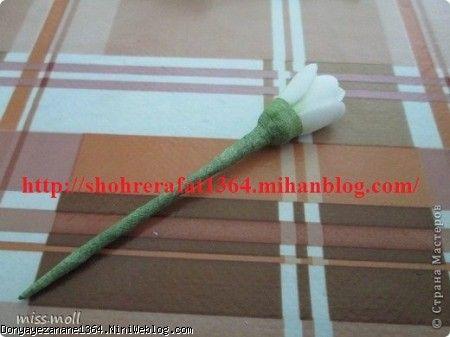 گلسازی با فوم