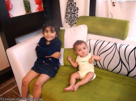 الينا و ساناي عزيز