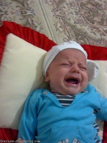 وای از گریه هات...