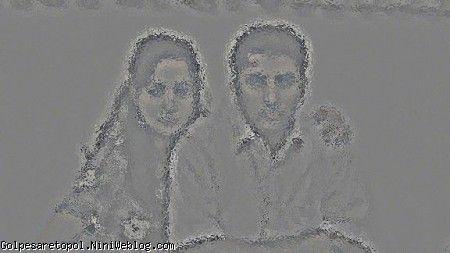 مامان و بابا در روز عقد  28 تير 87