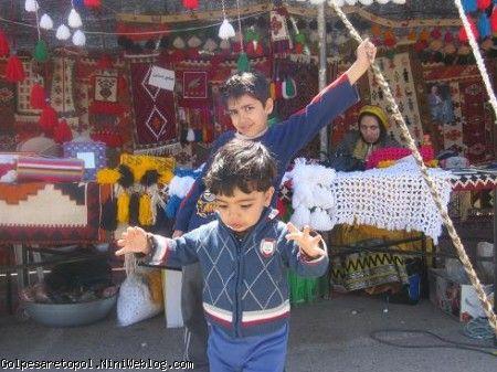 جشنواره عشاير در آباده