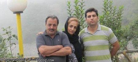 بابا مهدي - مامان زري و بابا بهمن در سياه بيشه
