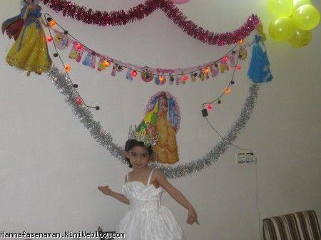 خوشگله در حال رقص