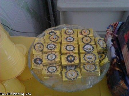 شکلات زنبوری
