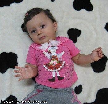 10 ماهگی دخترم