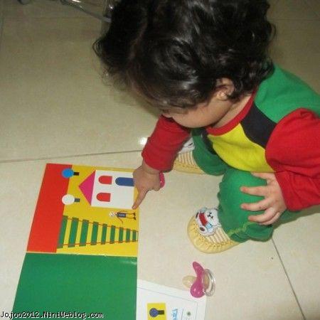 تقویت هوش نوزاد9 ماهگی -ویانا -