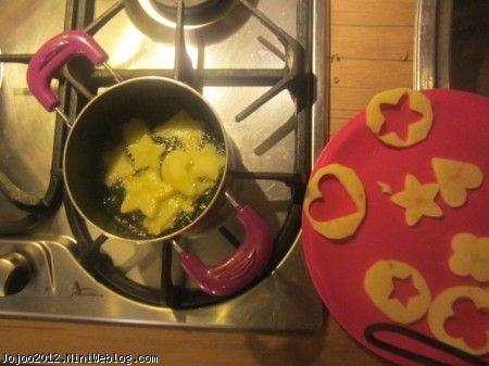 عکس های بامزه از آشپزی ویانا کوچولو