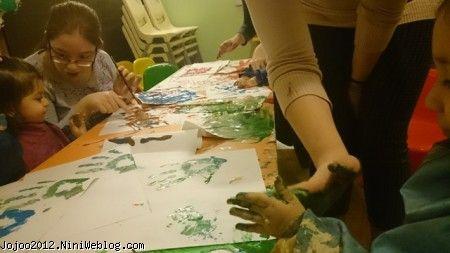 کلاس های خلاقیت ویانا کوچولو