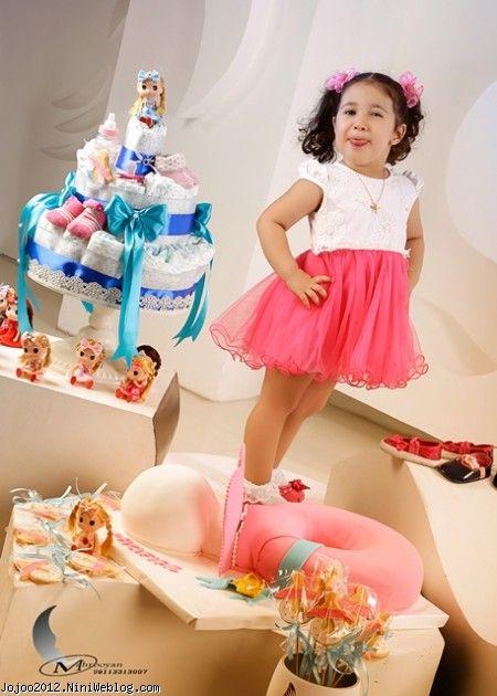 کیک پوشک و تم  و کیک پستونک ویاناکوچولو