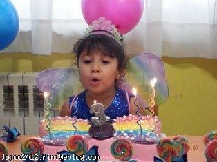 تولد با تم پروانه ویانای کوچولوی من