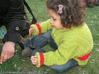 بايد براي آرزوهاي همه سبزه گره بزنم......