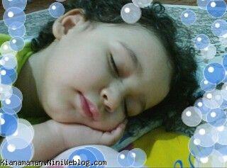فرشته ناز کوچولو....خوش بخواب