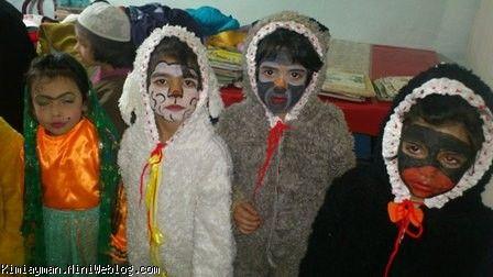 بچه های نمایش
