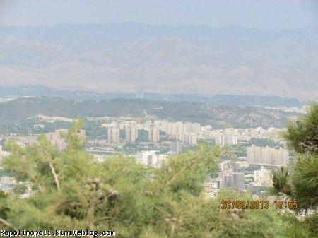 هوای تهران یه کم نزدیک