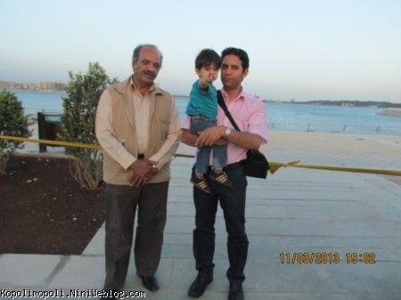 منو بابام و بابابزرگ