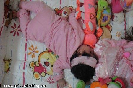 سلدا بعد یه خواب خر گوشی