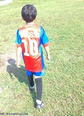 فوتبالیست کوچک من