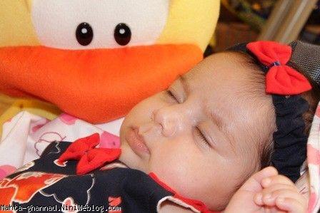 مهتا کوچولوی خواب آلود
