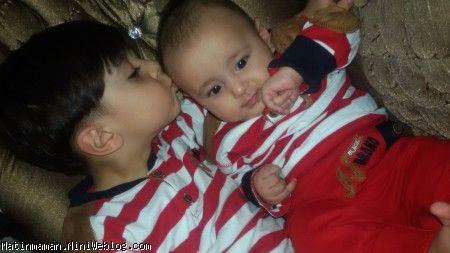 عشقولی های من.متین و یاسین